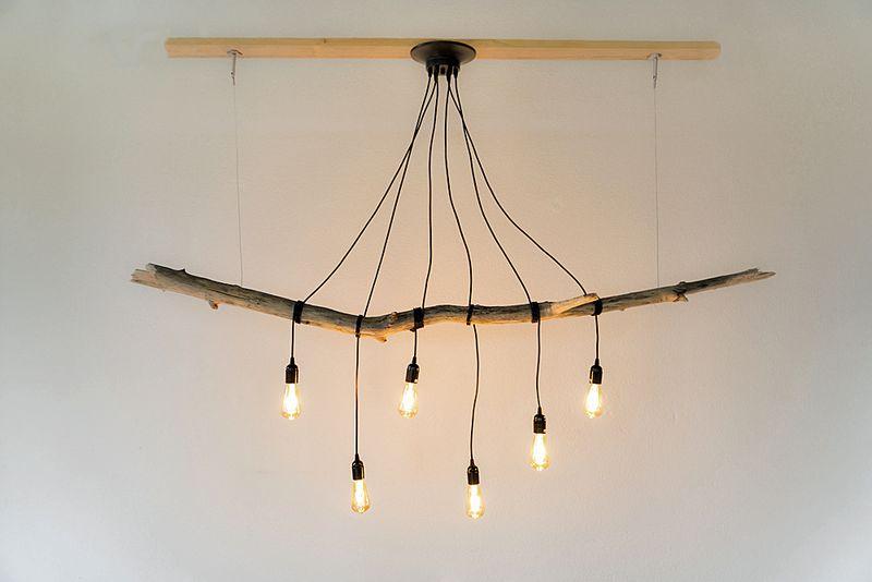 Lampen im Retrofit-Stil